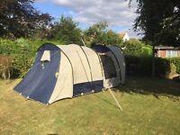 Sunncamp focus 6 man tent