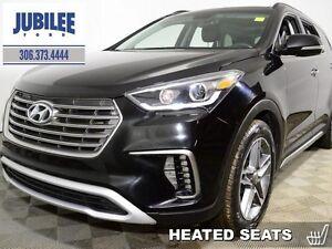2017 Hyundai Santa Fe XL Limited  - Aluminum WHeels -  Hid Headl