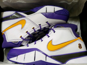 Kobe 1 Protro Final Seconds Size 9/Size 9.5