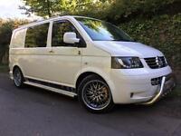 2006 Volkswagen Transporter 1.9TDi T28, VW T5 Campervan/Day Van