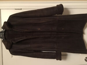 Woman's Authentic Shearling Jacket New