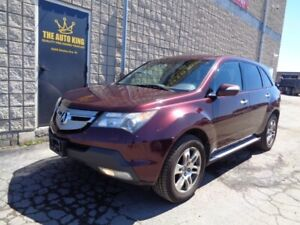 2008 Acura MDX 4WD **** 7 PASSENGER **** FULLY LOADED ****