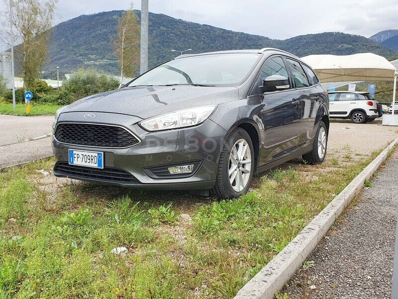 Ford Focus sw 1.5 tdci business s&s 120cv