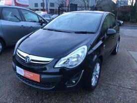 Vauxhall Corsa 1.2i 16v 2011 SE