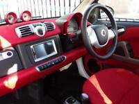 SMART FORTWO COUPE PASSION MHD 2012 999cc Petrol Automa