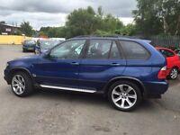 BMW X5 3.0 diesel lemans