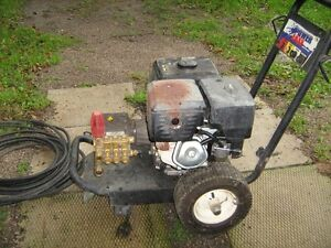 BE Power Ease Pressure Washer - 13 HP