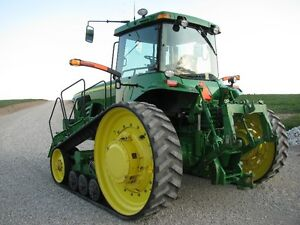 John Deere 8420T Tractor - like new - 1900 hrs London Ontario image 8