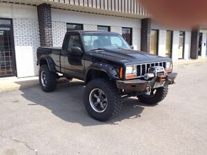 1989 Jeep MJ Comanche Eliminator Pickup Truck FOR SALE