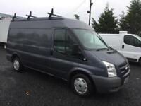 Ford Transit mwb lx model low roof metilic gray