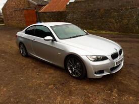 2008 BMW 3 Series 3.0 335d M Sport 2dr