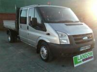 2008 Ford TRANSIT 350 LWB DCC Manual Double Cab