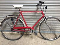 SERVICED 1950s HERCULES BIKE - FREE DELIVERY TO OXFORD!