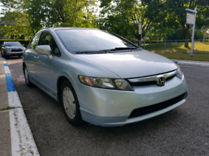 Honda Civic 2007 hybride