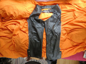"""Canadian made Chaps for 5'2"""" and under sale or trade"""