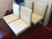 Set of 4x Domayne Dining Chairs R$499.00 Dalkeith Nedlands Area Preview