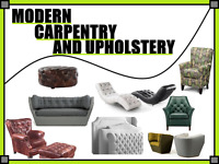 Carpentry and Upholstery services
