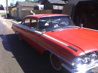 Classic 1959 Oldsmobile Eighty-Eight for sale