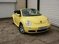 2008 08 Volkswagen Beetle 1.4 Luna Convertible **Service History**