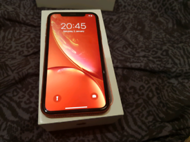 IPhone xr unlocked excellent condition