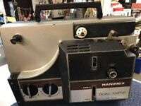 HANIMEX SUPER 8 MOVIE PROJECTOR