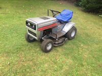 **ride on mower fully working ready use**