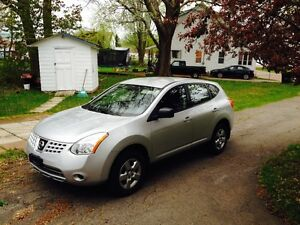 2008 Nissan Rogue S SUV, Crossover
