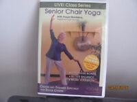 Senior Chair Yoga DVD