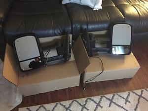 2003-2006 Silverado/Sierra power, heated tow mirrors