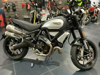 Ducati Scrambler 1100 Pro Dark 2021 Model - AVAILABLE TO FACTORY ORDER NOW!!
