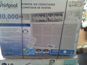 Air conditioner- Whirlpool
