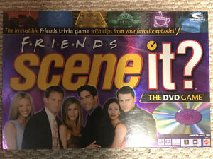 Scene It DVD Game - Friends