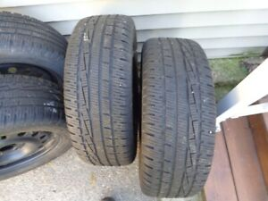 WINTER TIRES $200.00 FIRM