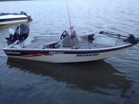 2008 fisher fishing package