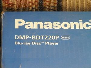 Panasonic DMP-BDT220 Blu ray player