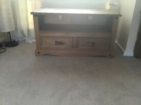 TV cabinet for large screen TV's