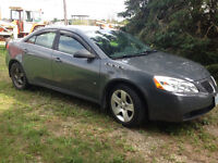 2008 Pontiac G6 Other