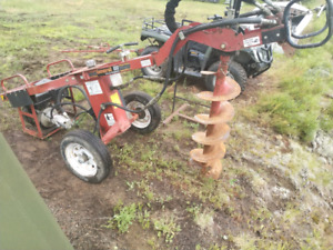 Towable Auger   Kijiji - Buy, Sell & Save with Canada's #1