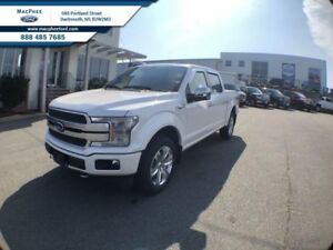 2018 Ford F-150 Platinum  - Navigation -  Leather Seats