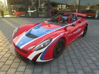 Lotus 2 Eleven Red Scorpion Nr. 162