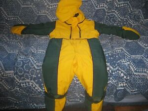 sears snowsuit for up to 20 pounds