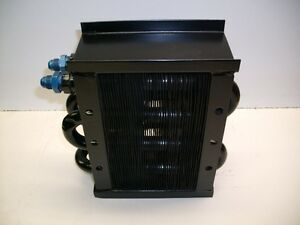 Hot Rod Transmission Oil Cooler
