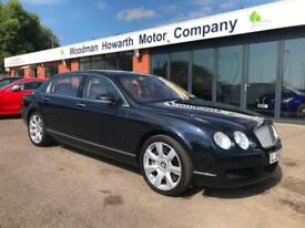 2007 56 BENTLEY CONTINENTAL FLYING SPUR W12 6.0 AUTO SALOON