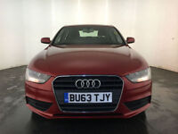2013 63 AUDI A4 SE TDI AUTOMATIC DIESEL SALOON 1 OWNER SERVICE HISTORY FINANCE
