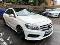 Mercedes A-Class A220 Cdi Blueefficiency Amg Sport Hatchback 2.1 Automatic Diese