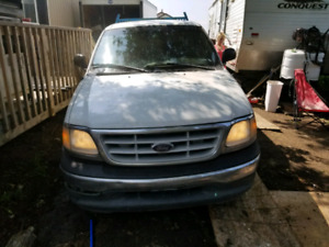 $$$1300$$$$$     1999 Ford F150 extended cab long box 4.6