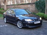 RARE MODEL!!! 2004 SAAB 9-3 2.0 T AERO 210 BHP 4dr 6 SPEED, LONG MOT,