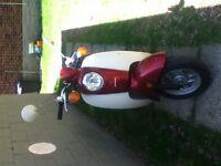 Honda jazz scooter, original low kms.