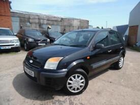 FORD FUSION STYLE CLIMATE 1.4 PETROL 5 DOOR HATCHBACK