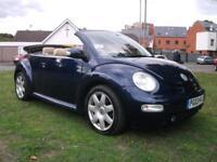 Volkswagen Beetle Convertible 2.0 2003